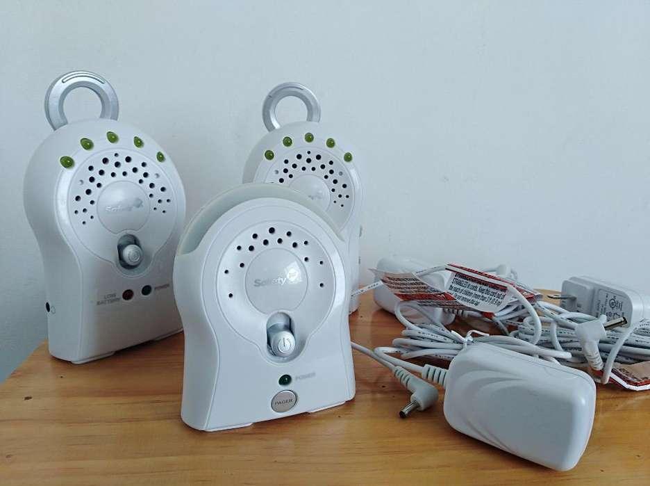 <strong>monitor</strong> de Audio para Bebés.