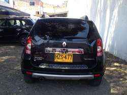Renault Duster 2015 Automatica recibo ve