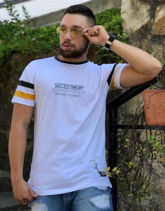 Camisetas Urbanas para Caballero