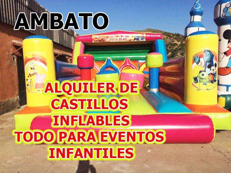 FIESTAS INFANTILES AMBATO