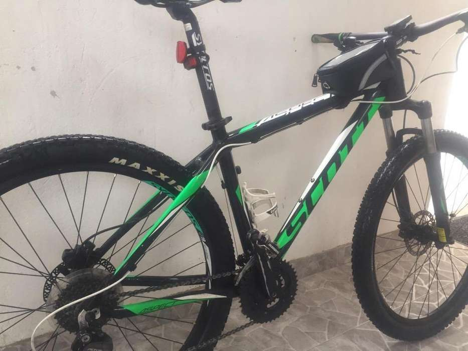 Se Vende Bcicicleta Scott Aspect