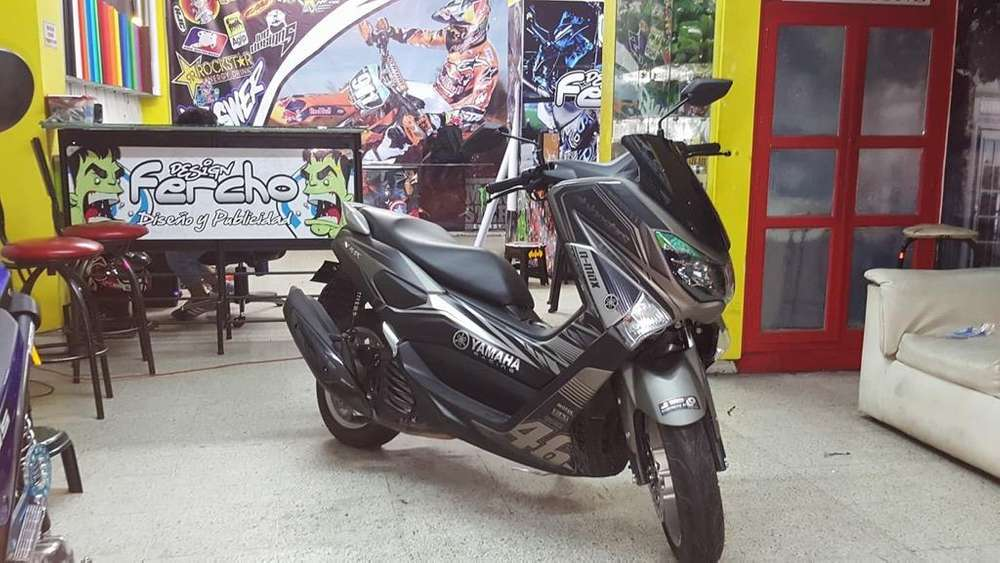 Se Vende <strong>yamaha</strong> Nmax 2017 ABS