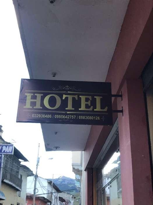 Hotel en Alausi
