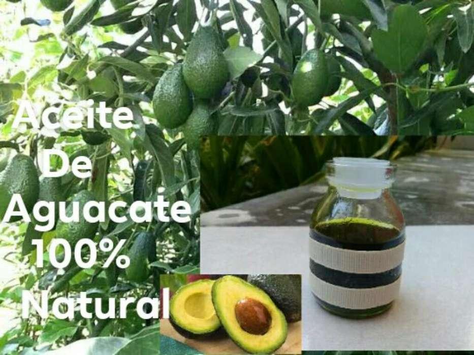 Aceite de Coco Y de Palta 100% Natural