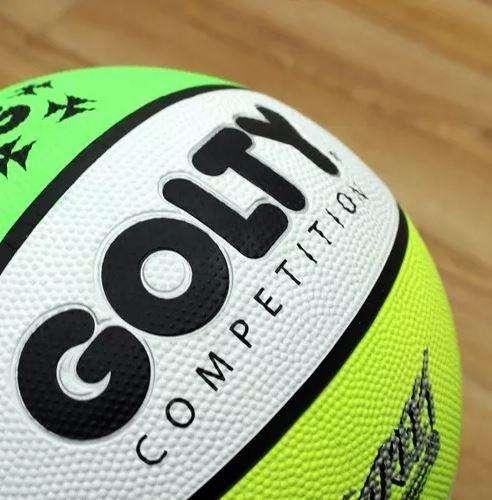 Balon Para Baloncesto Golty Numero 7 Compet Street T671134