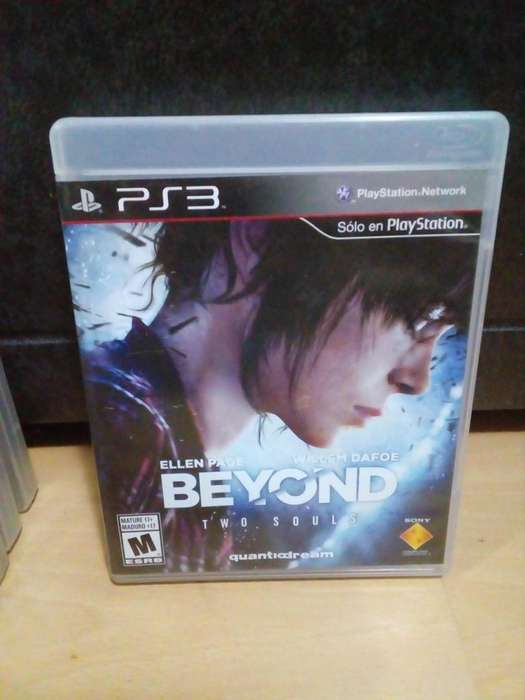 Beyond Play Station 3 Ps3 Juego Insertcoin