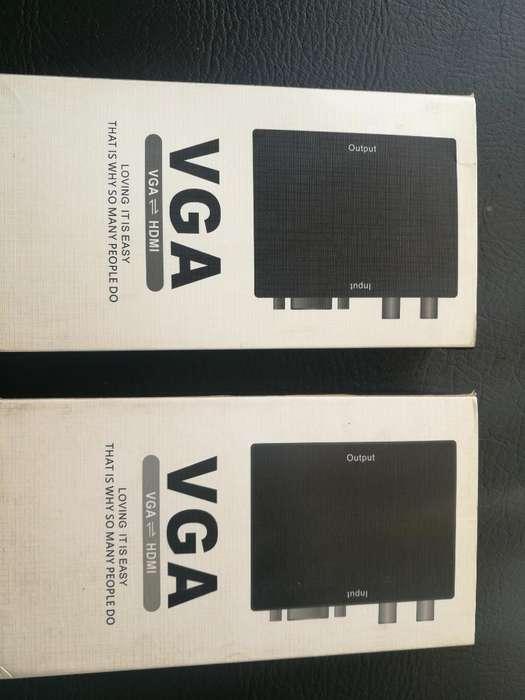 Convertidor Vga / Hdmi