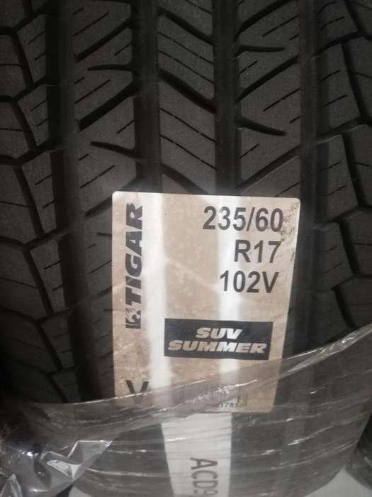 Llanta Tigar 235 60 R17