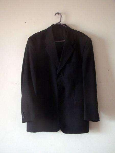Saco Color Negro