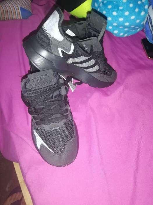 Zapatilla Adidas Nueva Talla 30ymedio