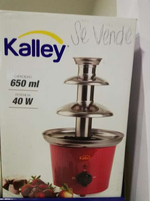 Fuente de Chocolate 80.000