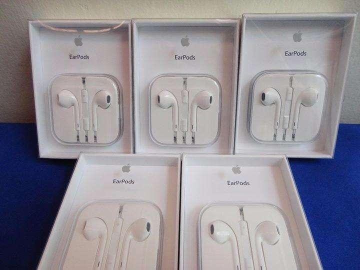 Audifonos para iPad, iPod y iPhone 4S 5S 6 6 Plus 6S 6S Plus Nuevos Originales Apple
