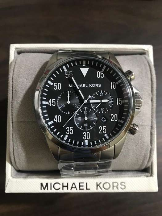 Reloj Michael Kors Gage Nuevo MK8413 Para Hombre