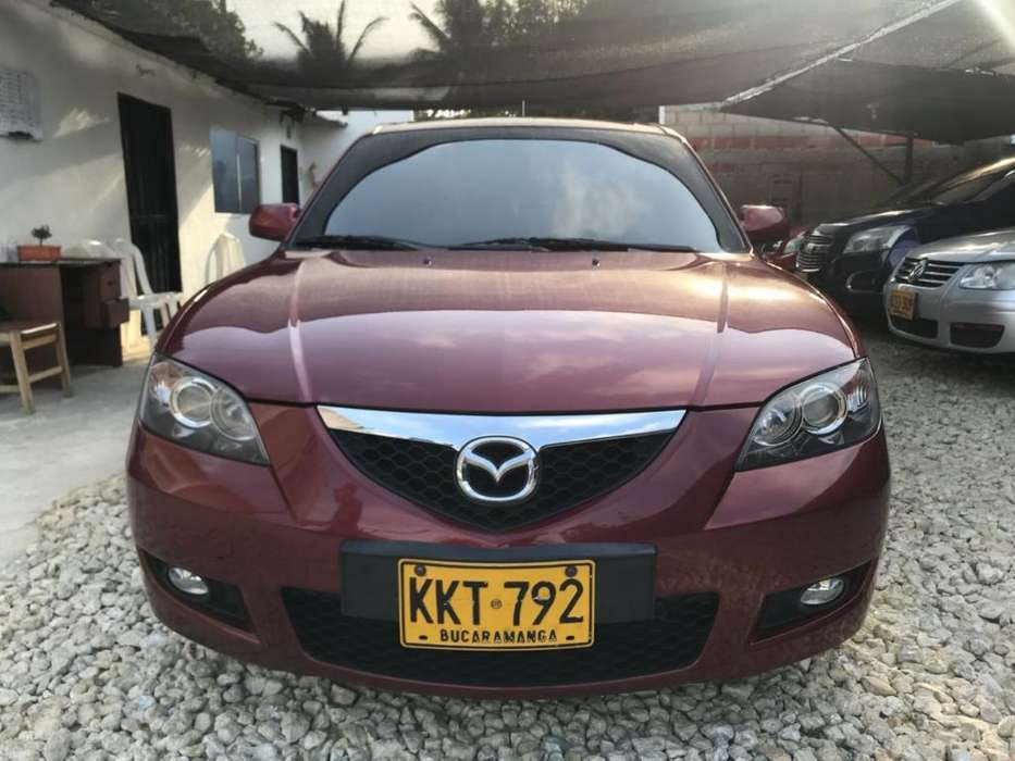 Mazda 3 Speed 2012 - 98000 km