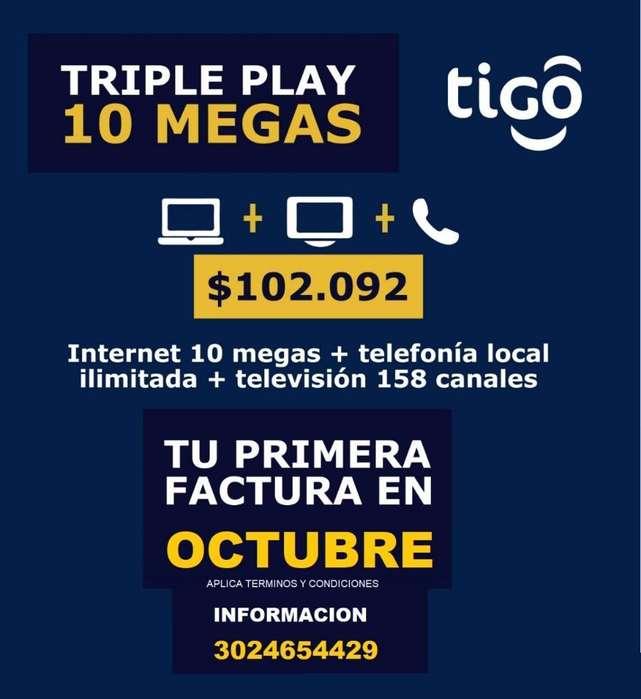 Televisión Internet Y Telefonía