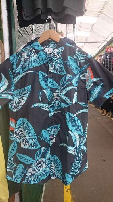 Camisa Cloudbreak Nueva Slim Fit T M