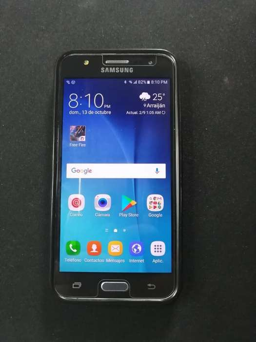 Vendo Samsung J5 8gb