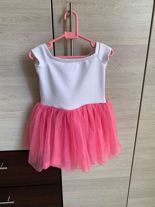 Vestido de Niña 2-4 Años