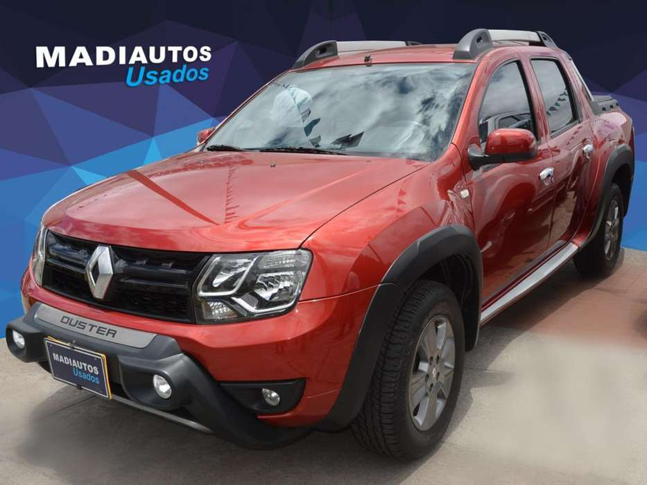 Renault Duster 2017 - 35487 km