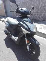 Moto Automatica 150cc Matriculada