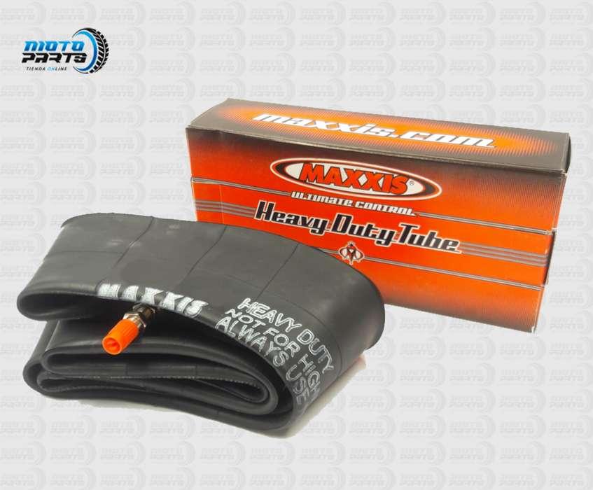 Tubo Motocicleta Maxxis Heavy Duty y Extra Heavy Duty R12 R14 R18 R19 R21