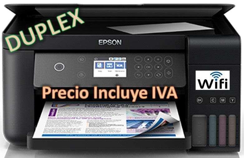 Epson L4160 DUPLEX Impresora Sistema Original Wifi PRECIO INCLUYE IVA