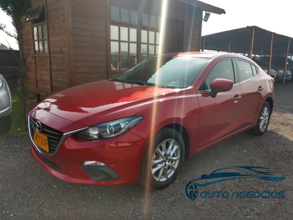 Mazda 3 Prime Automático Sedan 2016