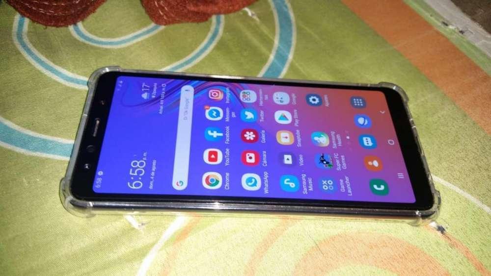 Se Vende Samsung A7 2018 O Cambio por Xi