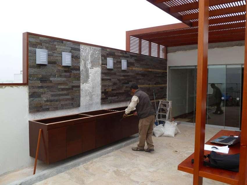 Diseño De Terrazas Jardines Interiores Servicios
