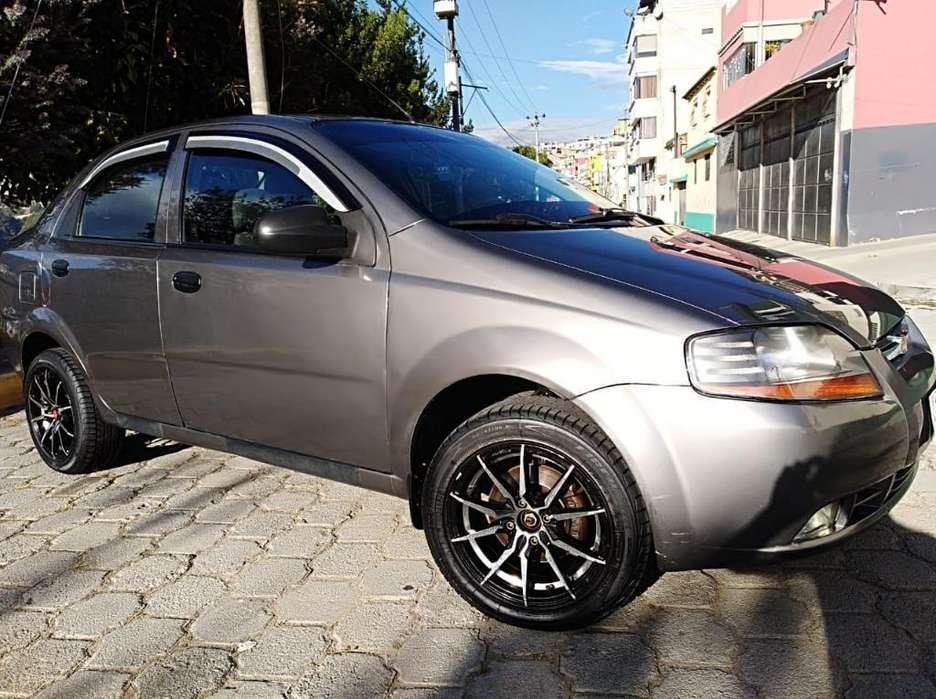 Chevrolet Aveo Family 2016 - 40000 km
