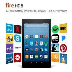 TABLET AMAZON FIRE HD 8 16GB QUADCORE 1.5GB RAM ALEXA CAMARA WIFI