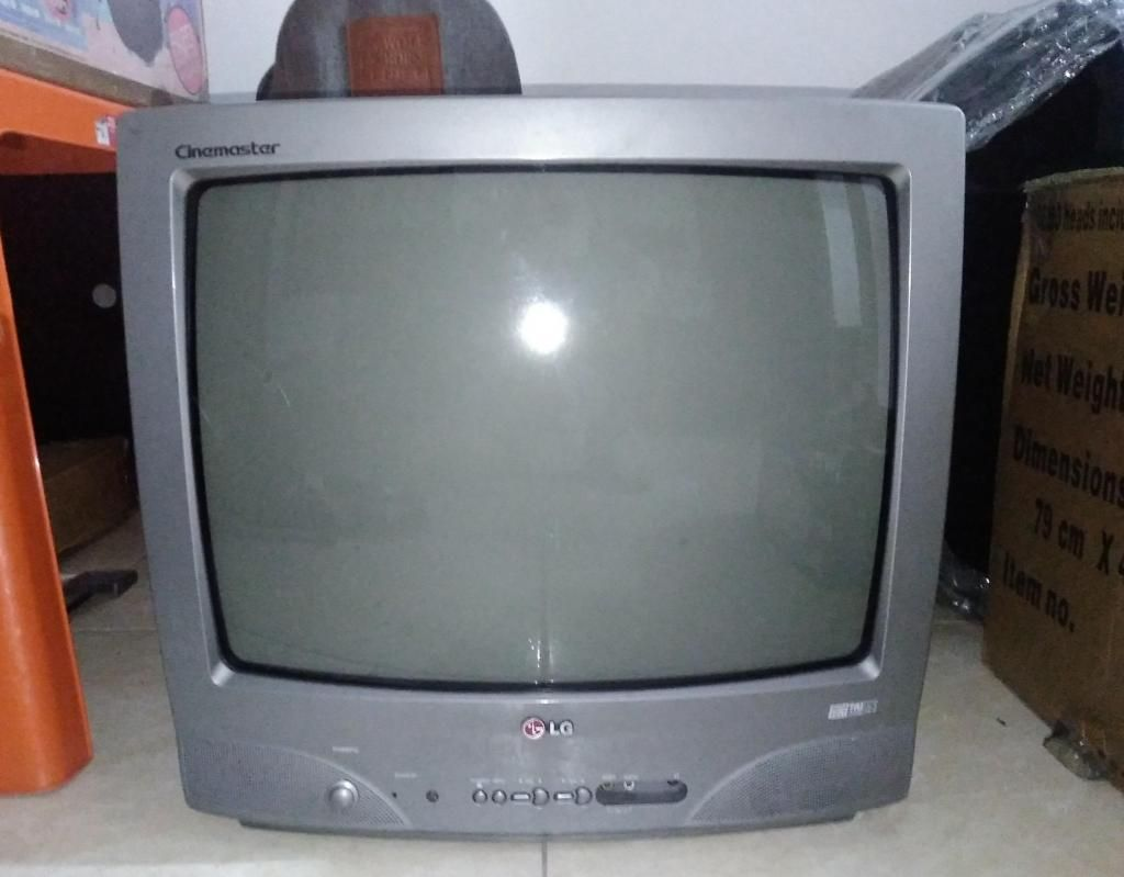 Vendo televisor LG Cinemaster de 21 pulgadas tipo TRC
