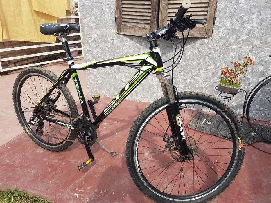 Vendo Bicicleta Slp 26