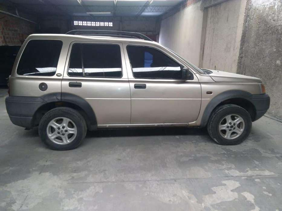 Land Rover Freelander 1998 - 100000 km