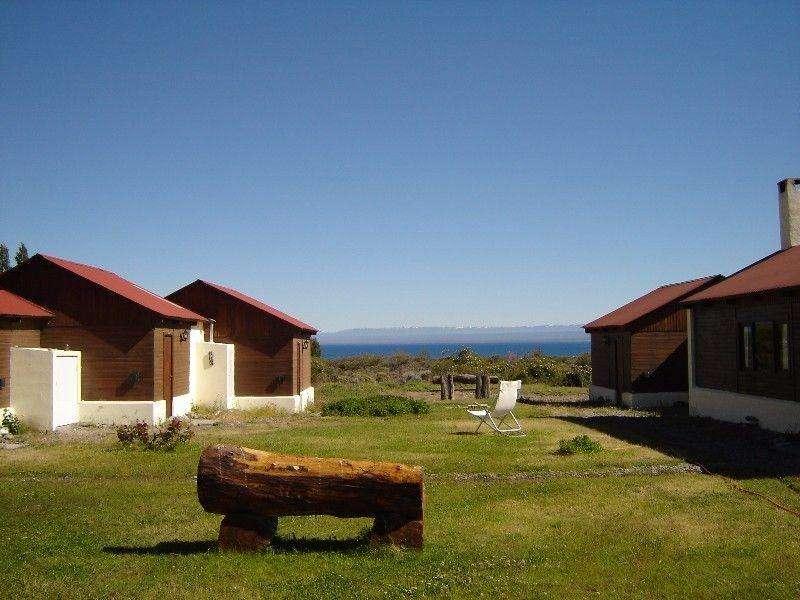Cabañas en Perito Moreno, Los Antiguos - <strong>estancia</strong> LA SERENA- Santa Cruz - Cabañas con desayuno incluido .