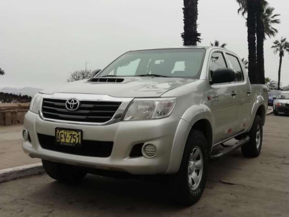 Toyota Hilux 2014 - 71000 km
