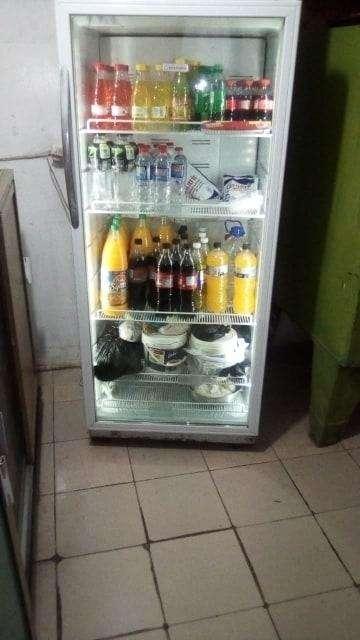 <strong>refrigerador</strong> Vitrina