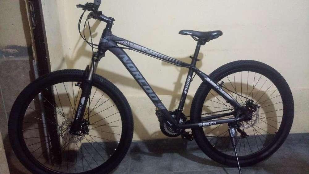 Bicicleta R29 Nuevas(aluminio)shimano