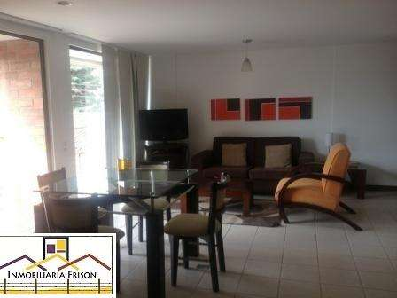 Alquiler de Apartamentos Amoblados en el Poblado Cód. 6201