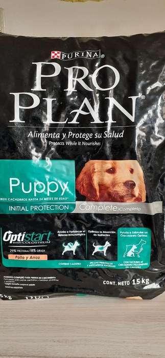 Proplan Cachorro Medianos Y Grandes 15kg