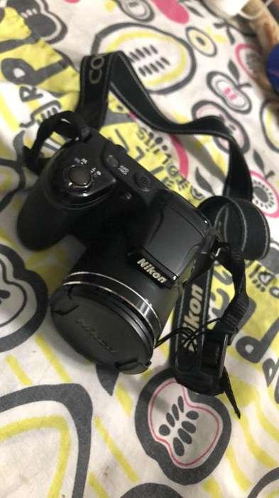 Camara Digital Nikon Coolpix L340