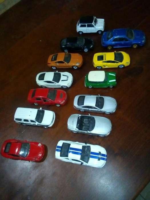 Vendo Autos a Escala