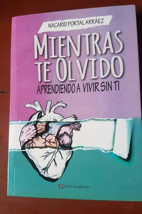 Libro Mientras Te Olvido Nacarid Portal
