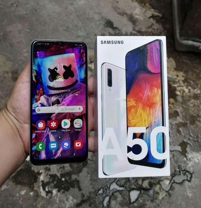 Samsung Galaxy A50 Full Recibo Celular