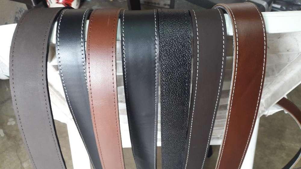 Cinturones Cuero Garantizado