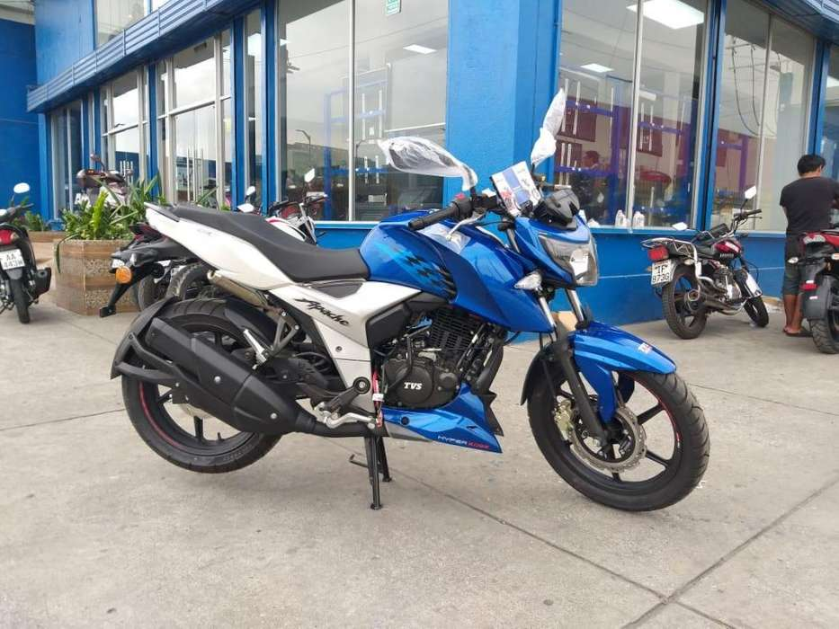 Moto apache 160 tvs India