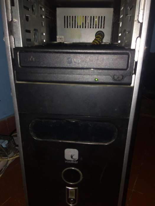 Pc Amd Semprom 160 Gb en Disco Ddr2 3gb