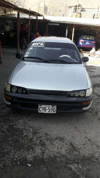 Toyota Corolla 1993 - 111 km
