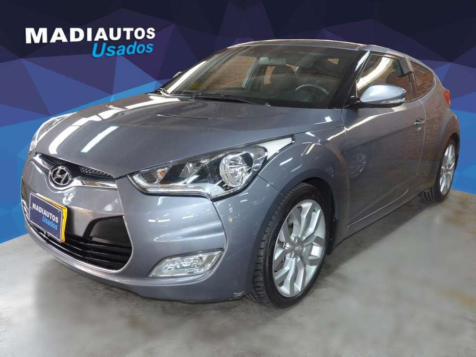 <strong>hyundai</strong> Veloster 2015 - 44261 km