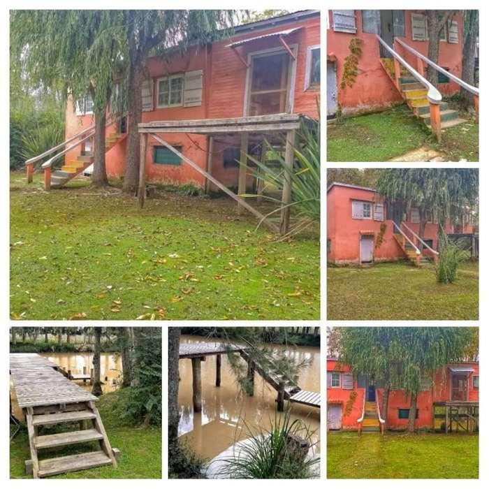 Casa en venta Río Carapachay Delta Tigre